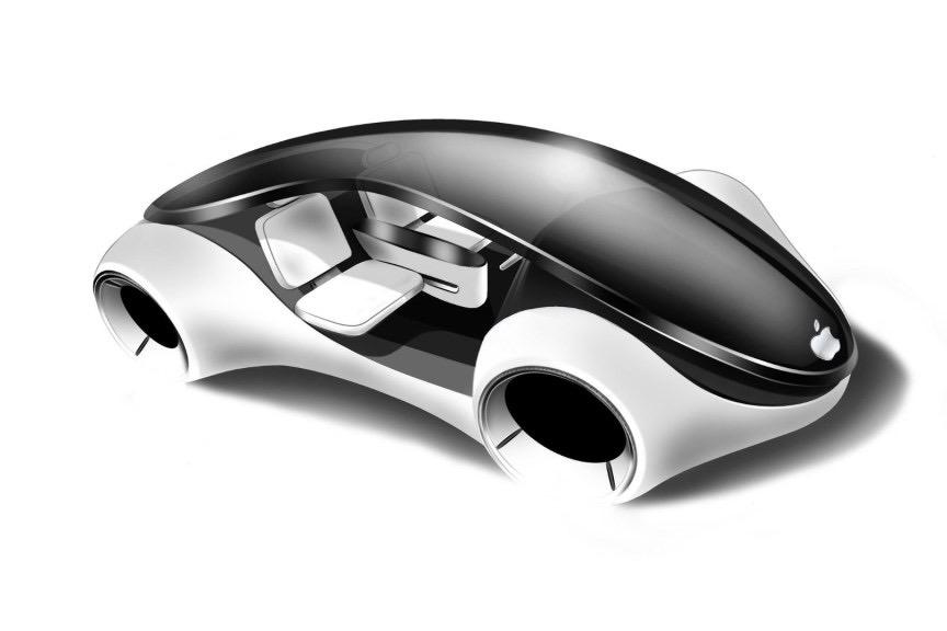 """科技有意思丨不是""""狼来了"""",苹果带着真金白银杀入造车圈"""