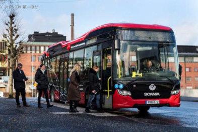无线快充技术的公交车在瑞典投入商业使用