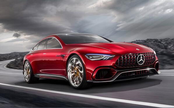 《高性能也玩新能源,AMG计划布局混动车》