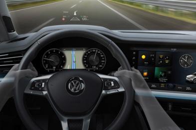 双屏交互设计,傻瓜驾驶模式,大众途锐隐藏了哪些黑科技?