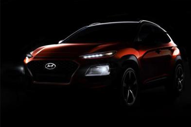 现代明年将推新电动SUV,续航390公里