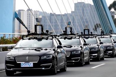 小马智行融资1.02亿美元,成中国首家无人车独角兽