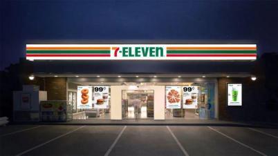 便利店就能给车充电 7-Eleven在北美安装充电端口