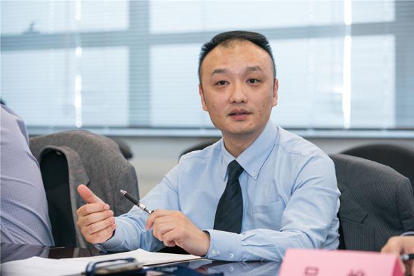 上海安吉星呼叫中心总监施骏