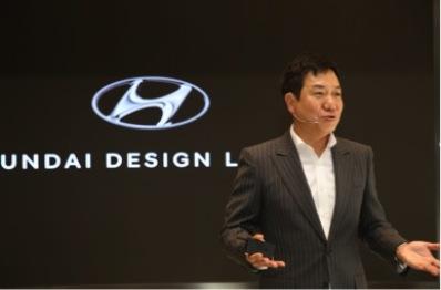现代汽车设计副总裁李相烨解读全新设计理念:做趋势的缔造者