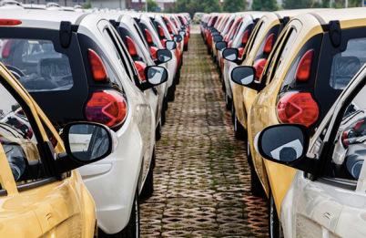 10月份國內乘用車銷量同比增長20.3%