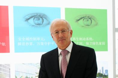 天合CEO约翰·普兰特:汽车安全技术的集成化设计是大势所趋