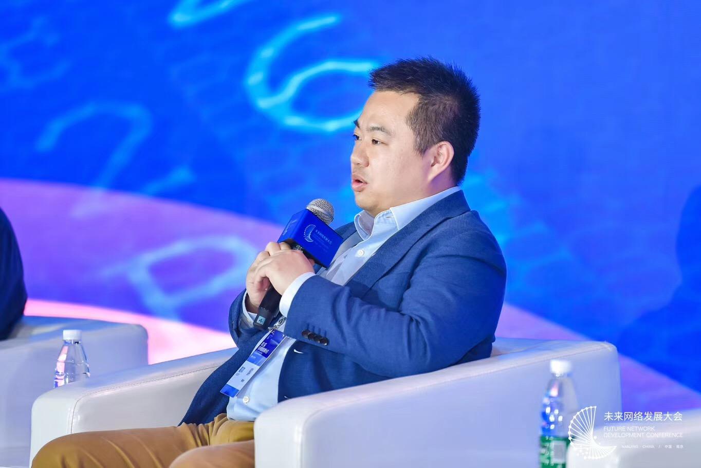 合众汽车智能驾驶研究院执行院长吴俊杰