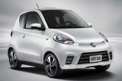 吉利汽车向母公司出售电动车子公司股权