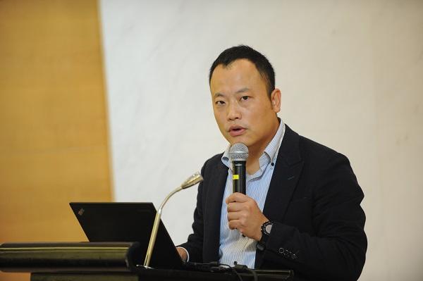 中国汽车智能服务联会秘书长张砼