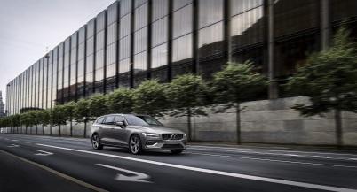 衷于所爱,动感豪华旅行车沃尔沃全新V60倾情上市