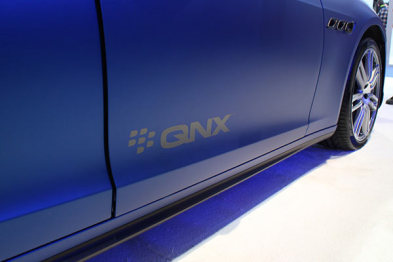 福特SDL技术可用于QNX信息娱乐系统平台