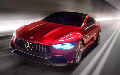 CES亚洲展汽车技术前瞻:奔驰概念车领衔