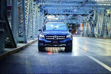 全新梅赛德斯-奔驰GLB SUV 31.48万正式上市