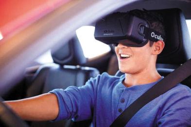 当汽车遇到AR和VR,又擦出什么样的火花?