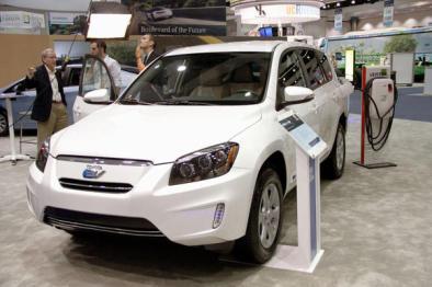 丰田或将于2019年在华量产电动车