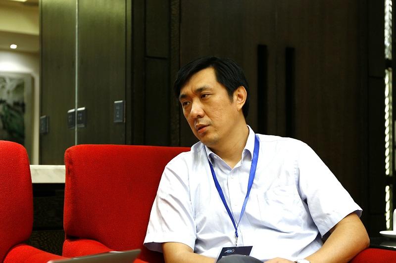北京理工雷科电子信息技术有限公司总经理刘峰