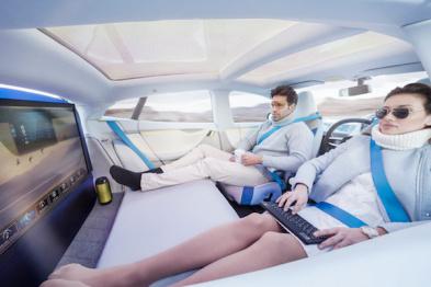 第二次车内空间革命:新技术、新场景、新指标