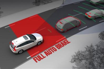 在美国,这十家汽车制造商已经把「自动紧急刹车」作为标配功能了