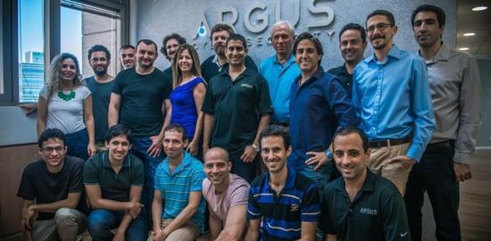 大陆收购汽车安全公司Argus 加强网联汽车安全