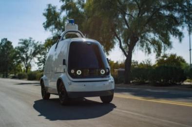 Nuro联合Kroger推全球首个面向大众无人驾驶送货服务