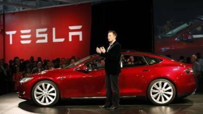 """特斯拉""""賣分"""":汽車市場的雙贏模式"""