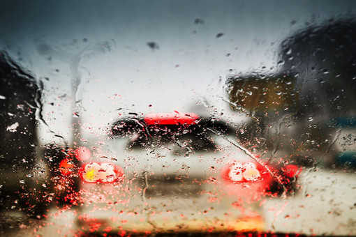 下雨天可用主动雨刷控制程序
