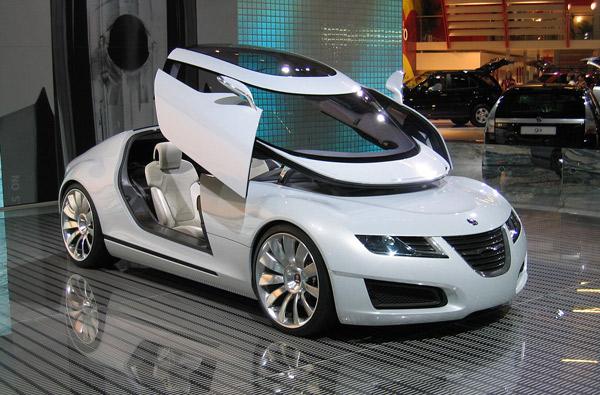 萨博Aero-X概念车
