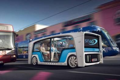 威伯科合作百度研发4级自动驾驶商业车解决方案