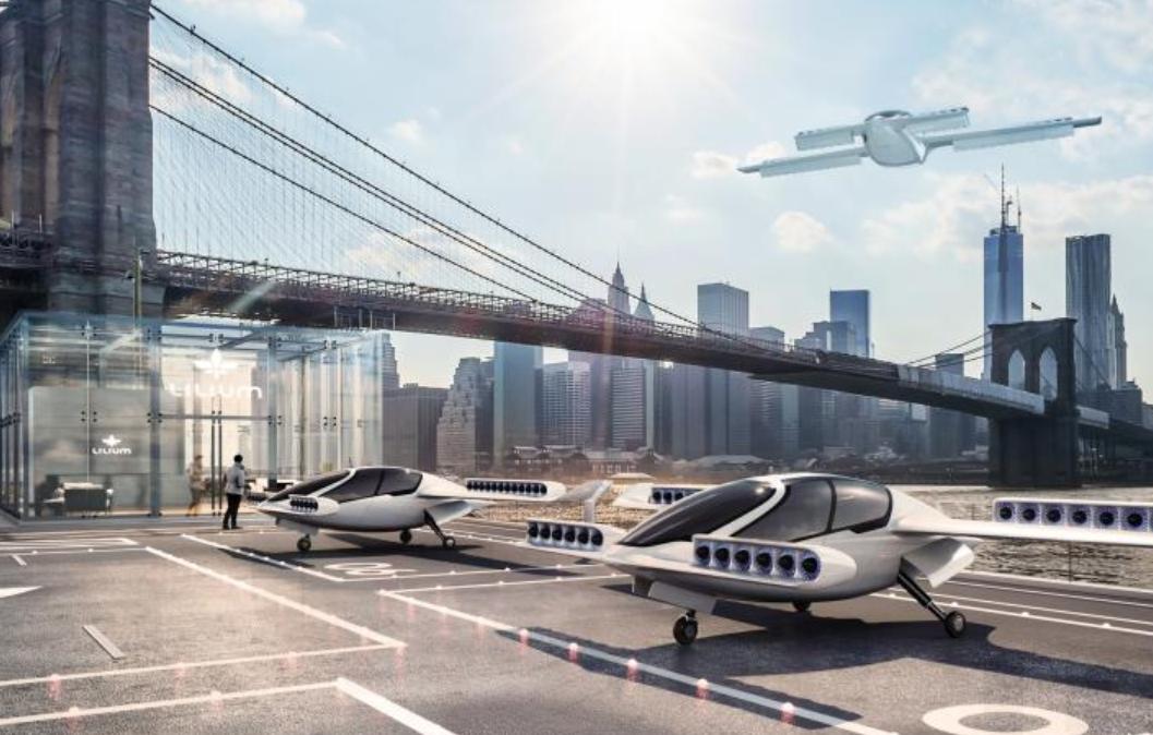 多名汽车领域高管加入飞行出租车公司
