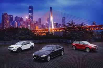 捷豹路虎公布2017年销量,中国已成最大市场