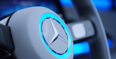 奔驰公布全新纯电动SUV概念车细节