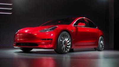 马斯克:明年计划生产10-20万辆Model 3,开始交付市场