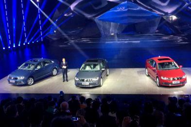 新速腾上市不降价,争做中国汽车市场试金石?