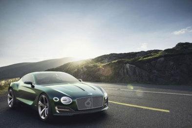 宾利将会在2020年之前推出电动车型