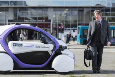 英国政府为自动驾驶汽车亮绿灯,批准年底路测