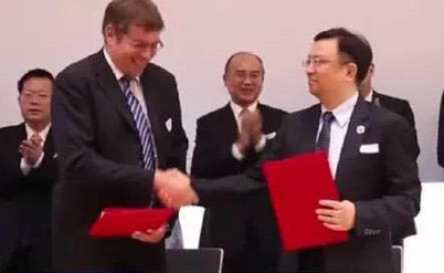 比亚迪与西门子合作建设工业4.0智能工厂