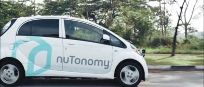 nuTonomy将在波士顿测试无人驾驶汽车