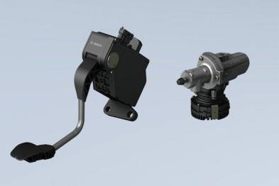 博世节能新产品——电控离合器eClutch