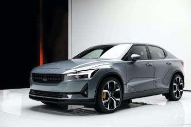 沃尔沃旗下电动汽车Polestar 2首发版下调售价