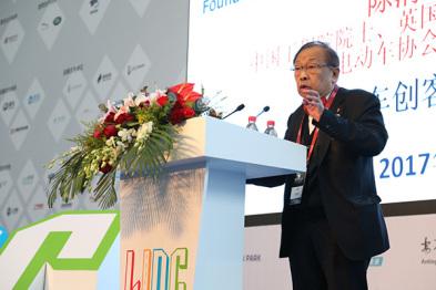 中国工程院院士陈清泉:做强电动车要解放思想,跨界融合