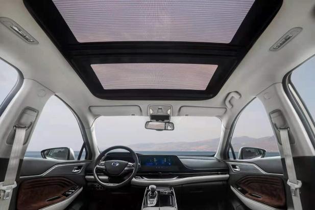 Aion S太阳能智能生态座舱