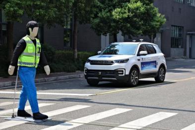 重庆60条道路开放自动驾驶测试,共计116.76公里