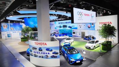 """丰田的""""氢电共存""""能源管理社会愿景"""