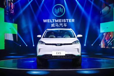 """威马EX5""""螃蟹卖出白菜价"""",北京车展10款颠覆历史的电动车"""
