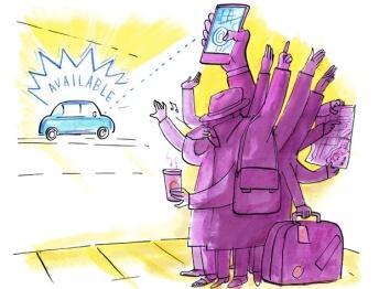 海外座驾服务初创企业怎样搭建拼车生态圈?