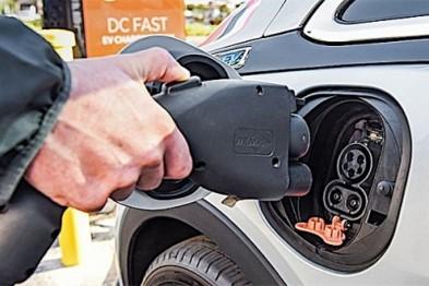 """充电10分钟续航290公里,通用汽车将推出400千瓦""""超快充系统"""""""