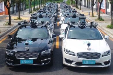 中美自動駕駛商業化對飆:RoboTaxi與無人物流全面競爭