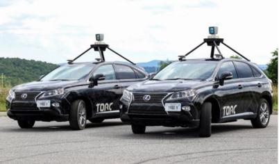 Torc Robotics联合恩智浦推动自动驾驶商业化