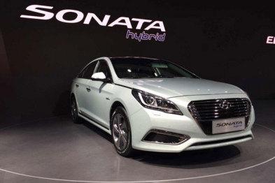 索纳塔混动国产,北京现代要靠它叫板丰田双擎?